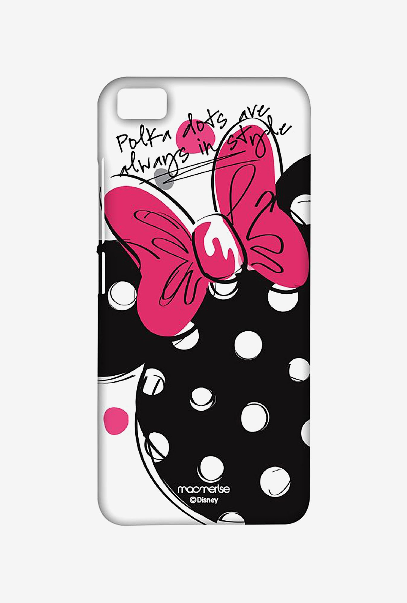 Macmerise XACM5SDD0092 Polka Minnie Sublime Case for Xiaomi Mi5