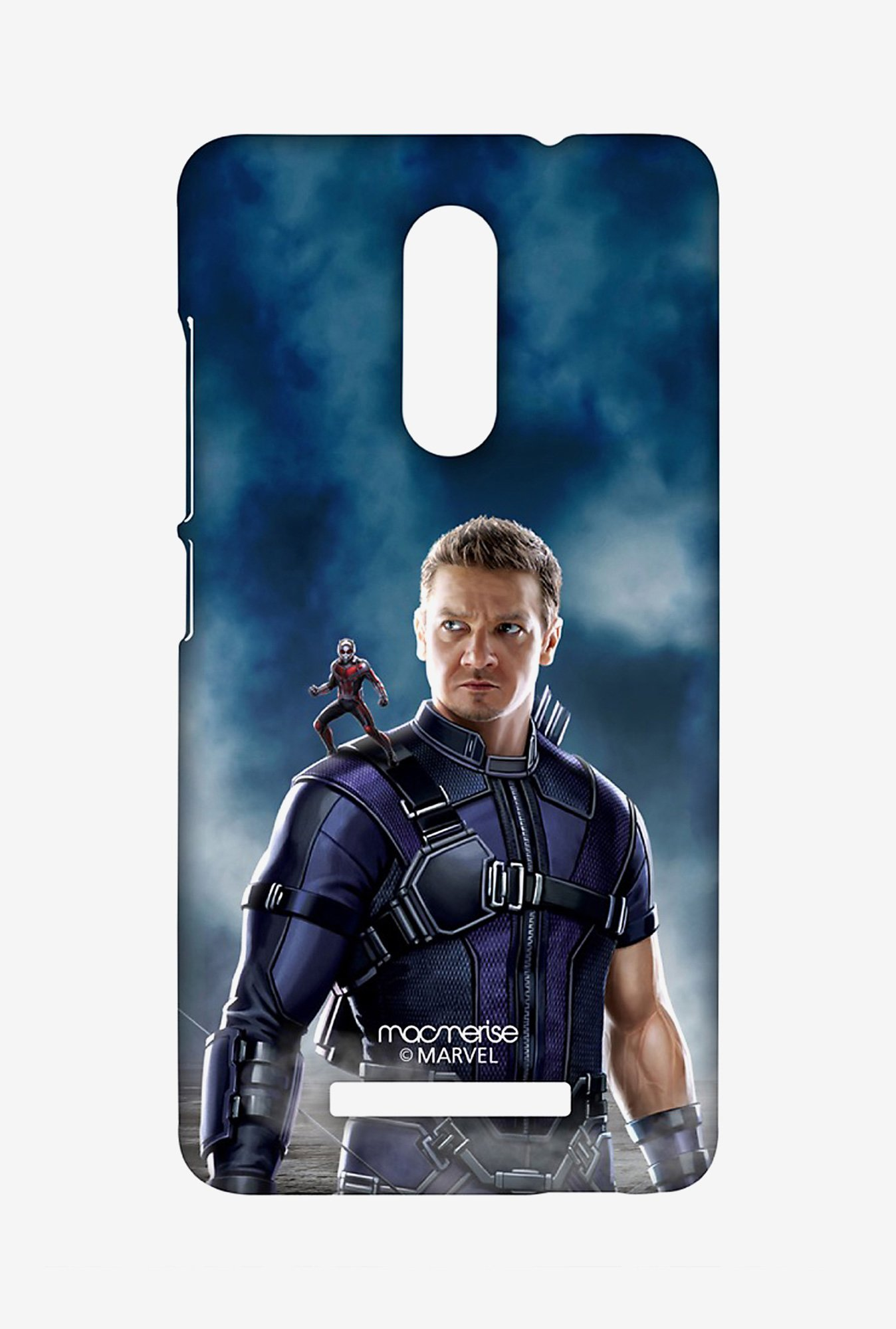 Macmerise XACN3SMM0566 Team Blue Hawkeye Sublime Case for Xiaomi Redmi Note 3
