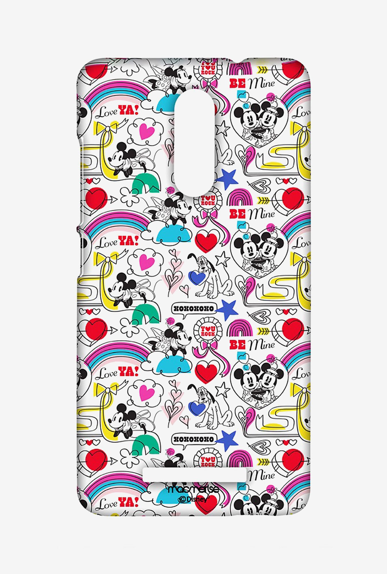 Macmerise XACN3SDD0038 Forever Together Sublime Case for Xiaomi Redmi Note 3