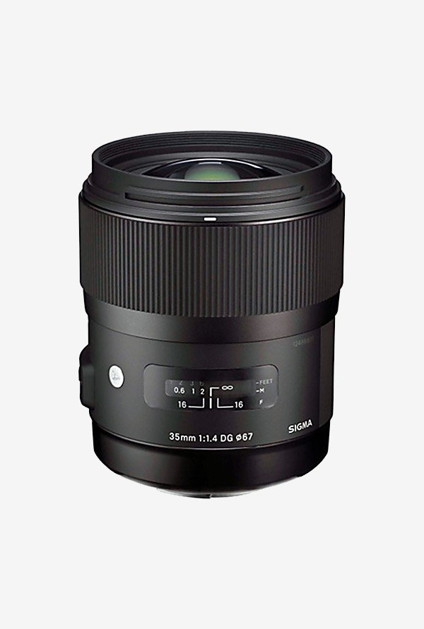 Sigma 35mm F/1.4 EX DG HSM Art Lens for Canon