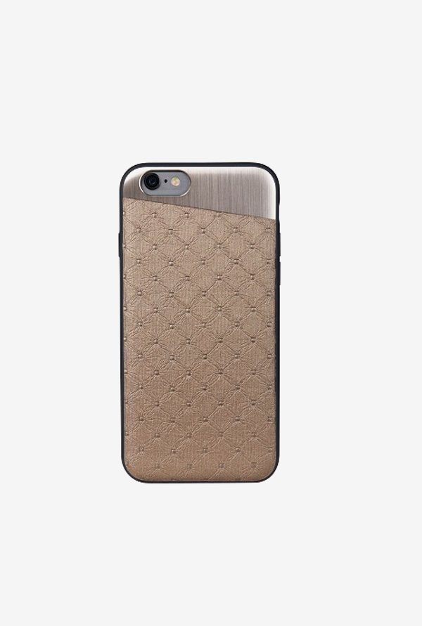 Neopack 47BR6PL Back Case for iPhone 6 Plus (Gold)