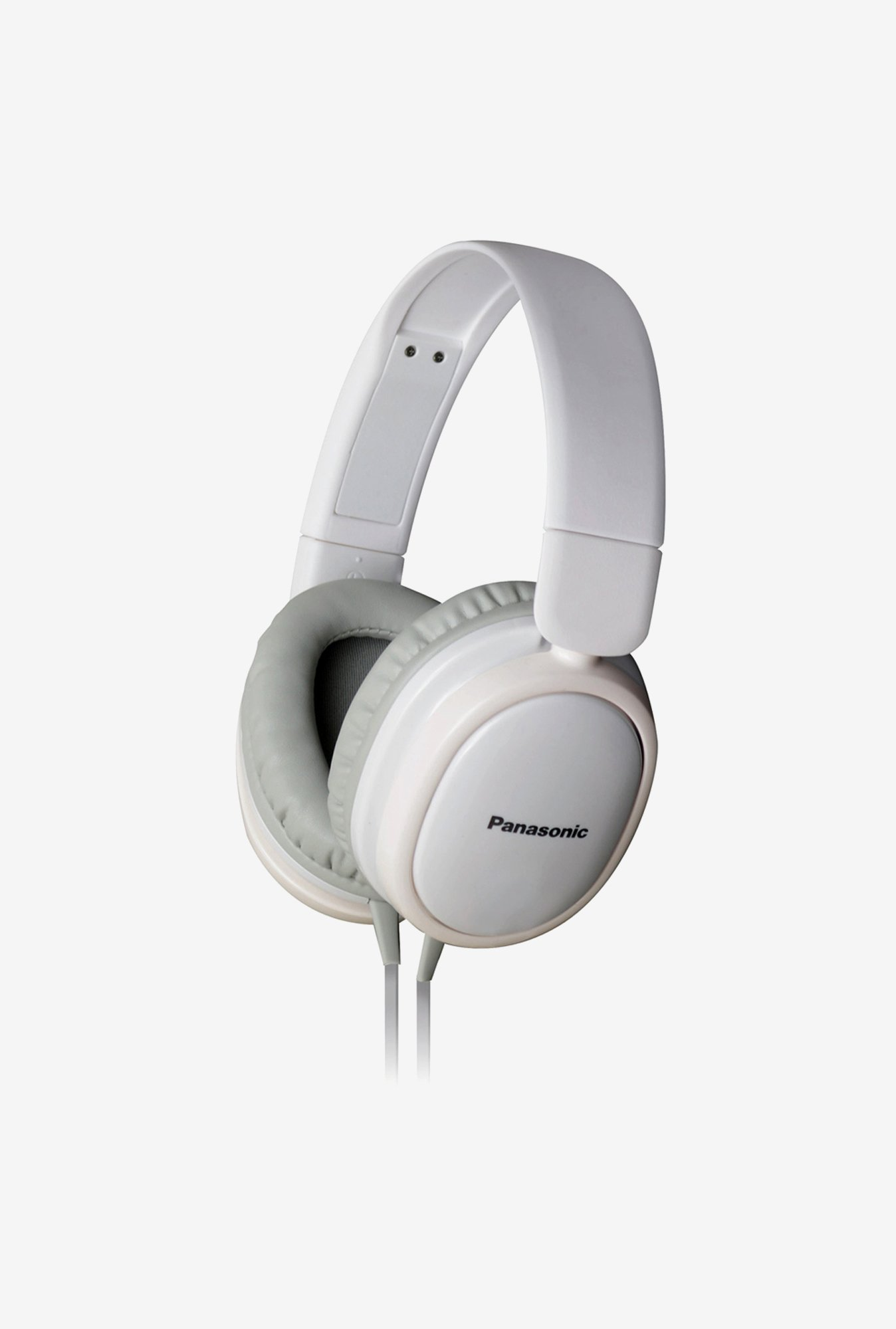 Panasonic RP-HX250ME-W Over The Ear Headphones (White)