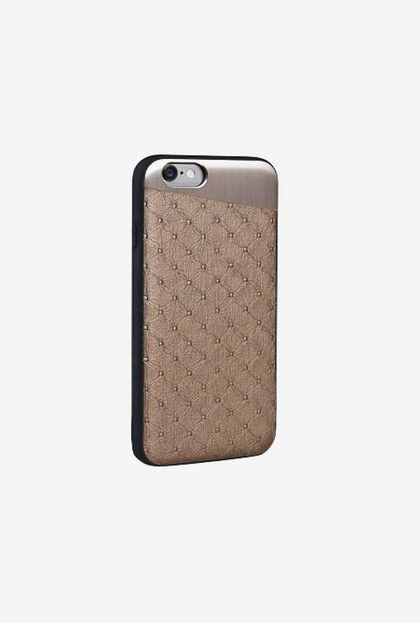Neopack 47BR6 Back Case for iPhone 6 (Gold)