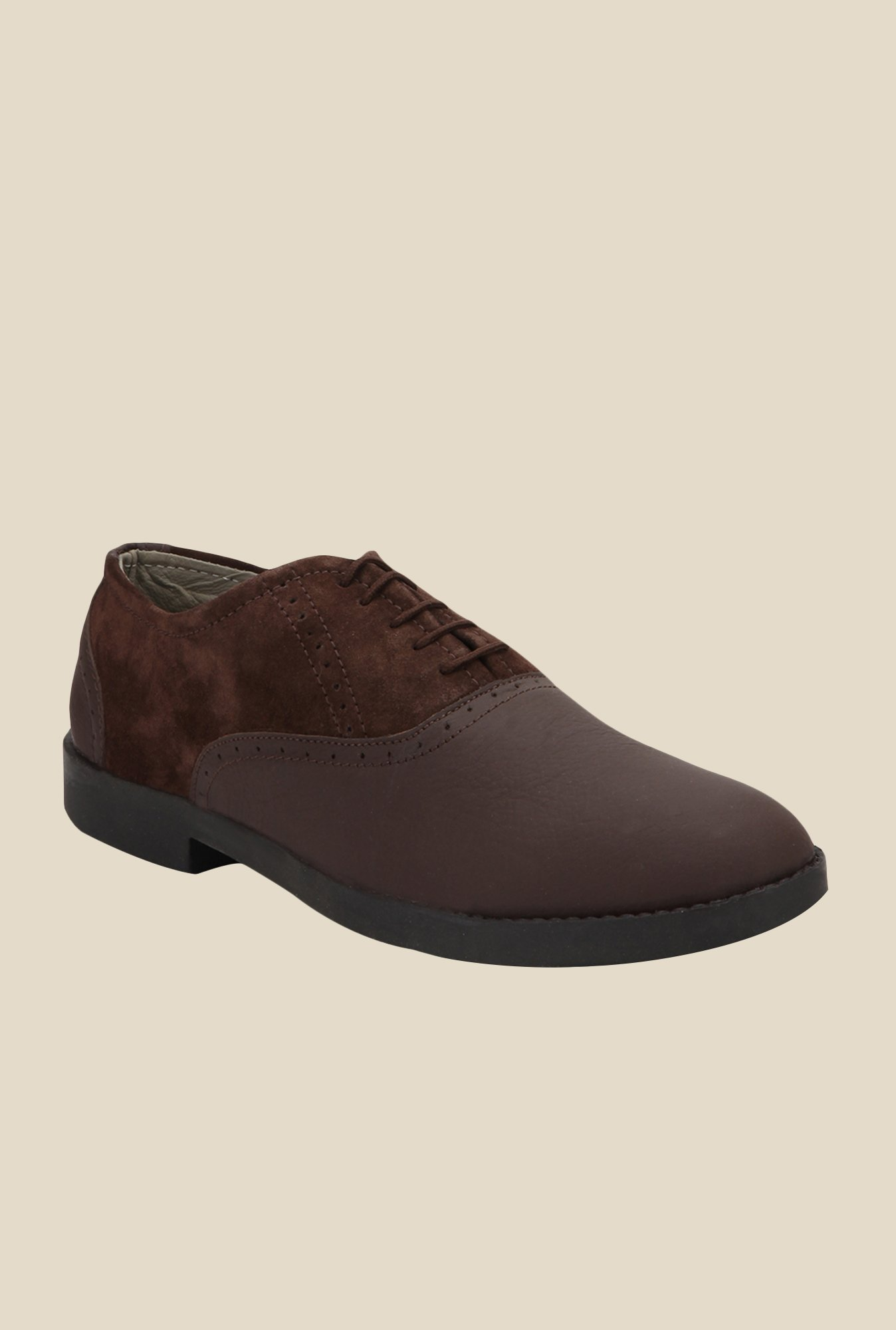 Yepme Brown Casual Shoes