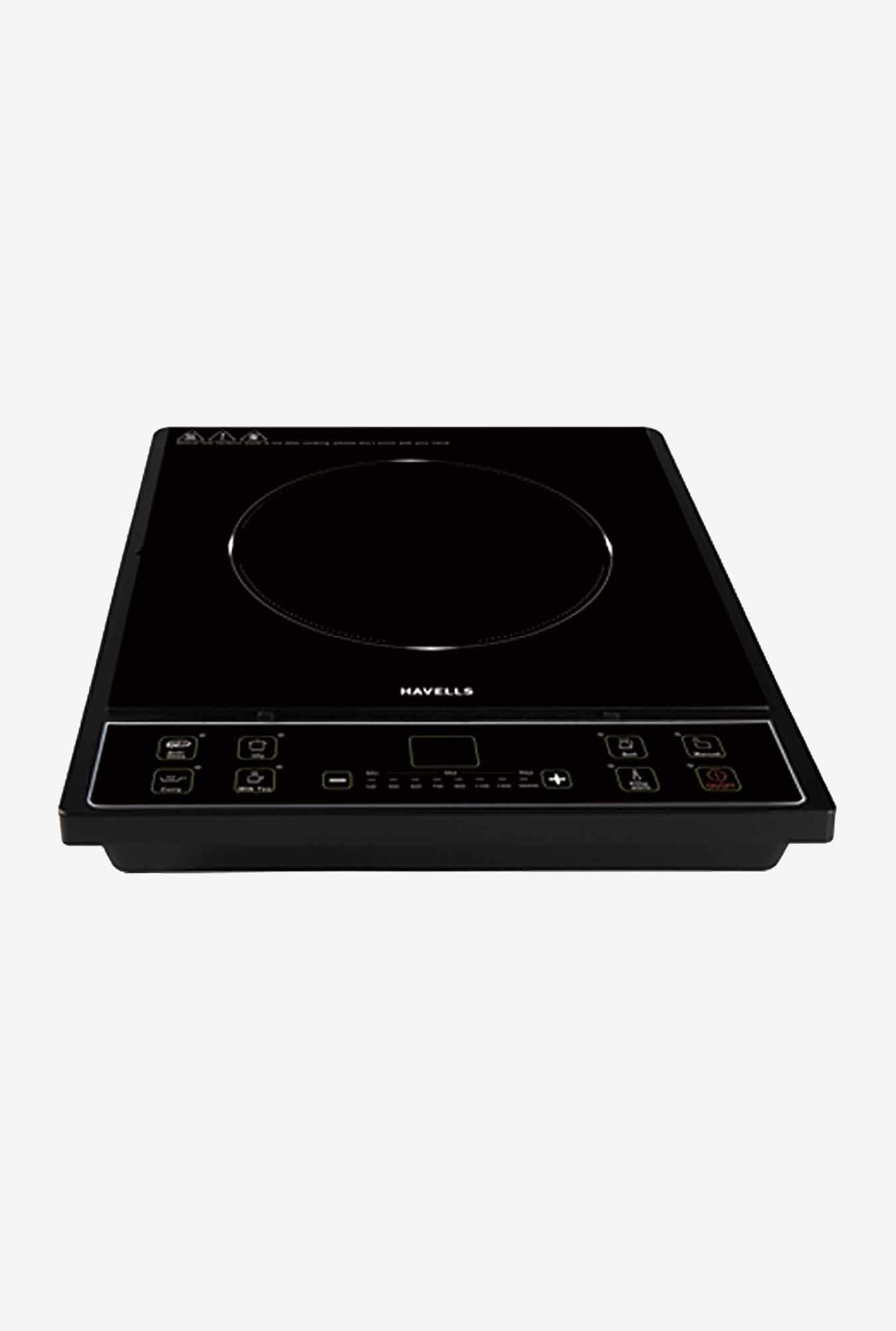 Havells Insta Cook OT 1600 W Induction Cooktops (Black)