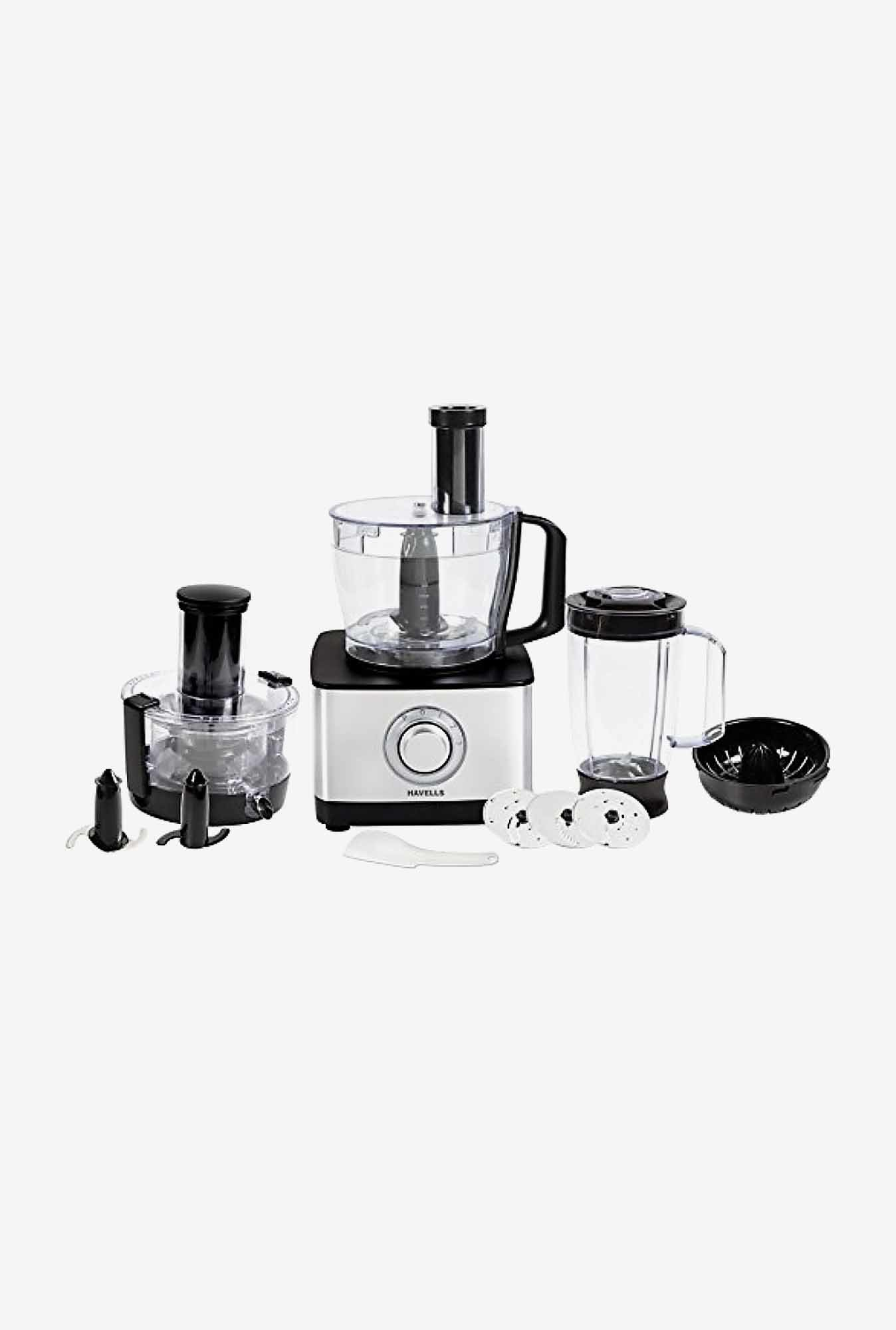 Havells Convenio GHFFPAVK080 800W Food Processor (Black)