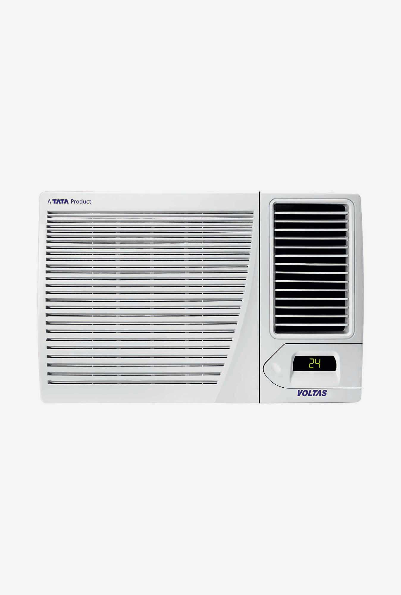 Voltas 1.5 Ton 3 Star (2017) Classic 183CYa Window AC Copper White