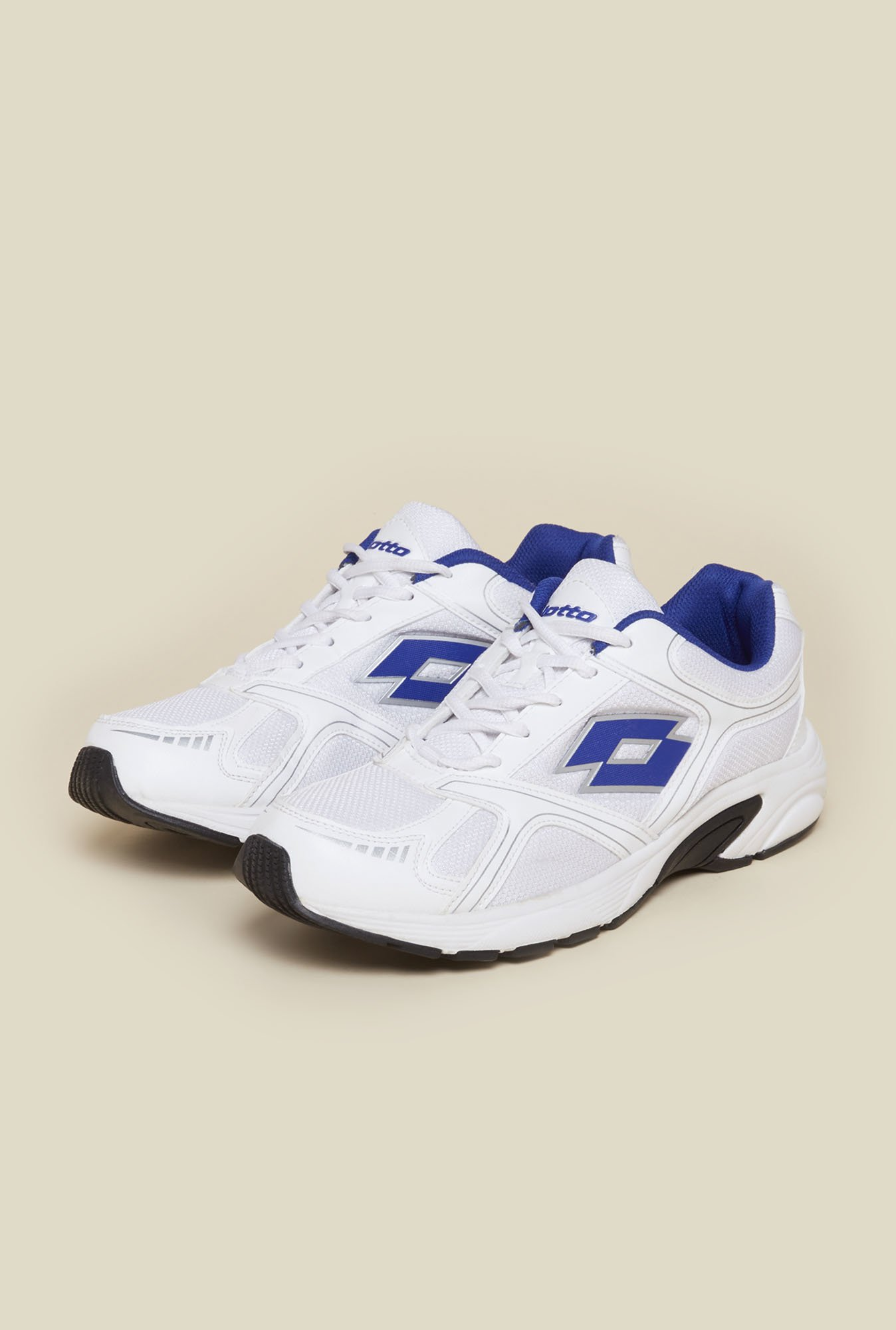 Lotto White Trail Speed II Running Shoes