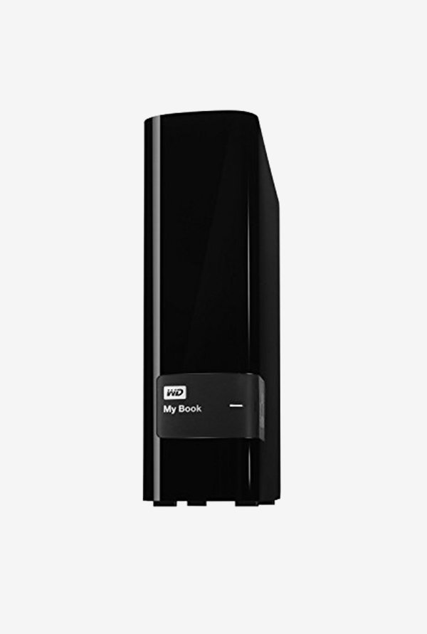 WD My Book 6 TB External Hard Disk (Black)