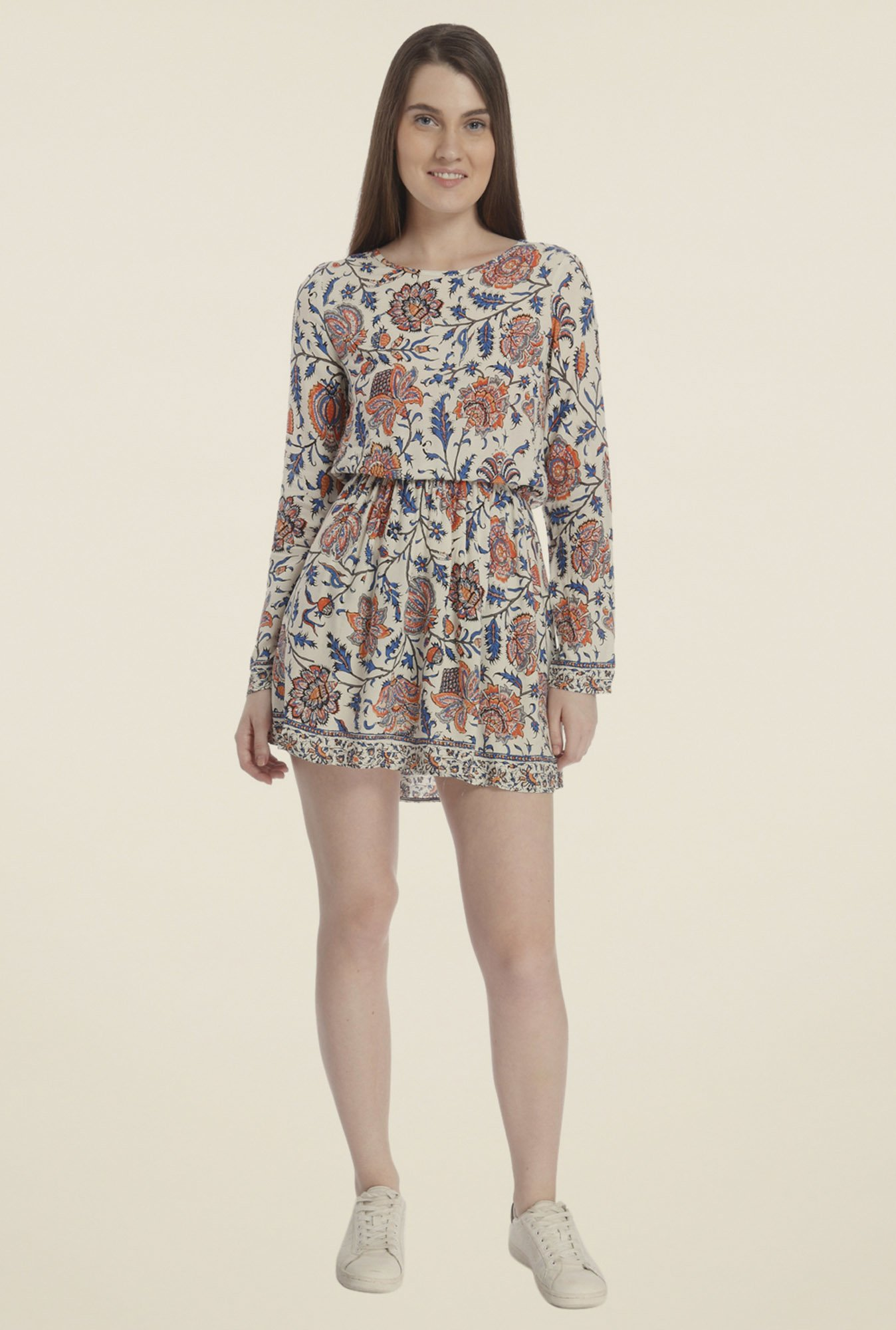 Vero Moda Multicolor Blouson Dress