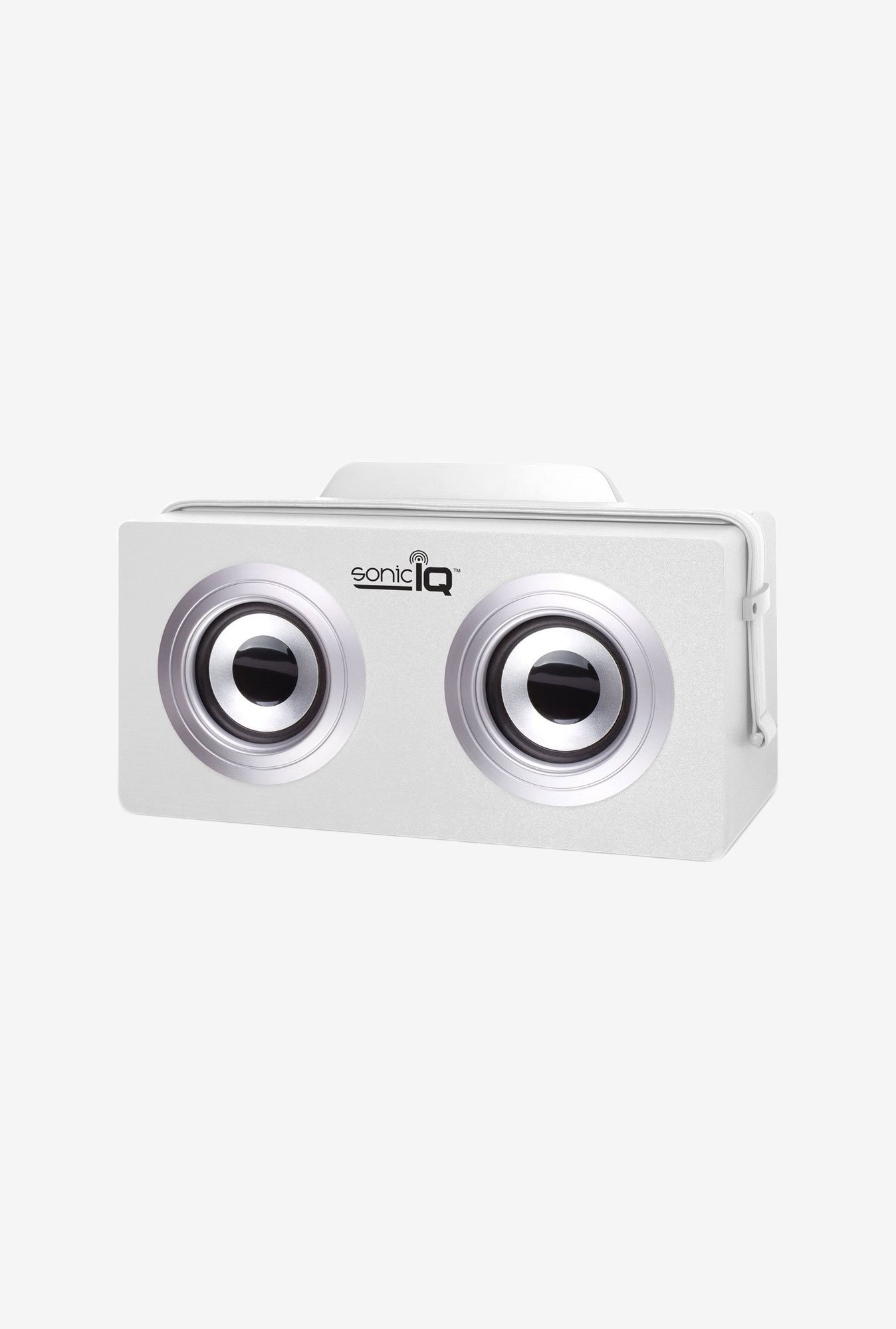 Perfect Life Ideas 5220 Bluetooth Boombox Speaker (White)