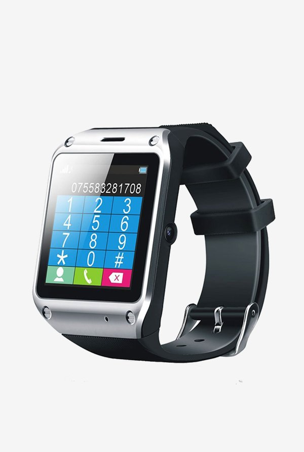 Sneer Iwatch Series Waterproof Pedometer Smart Watch (Black)