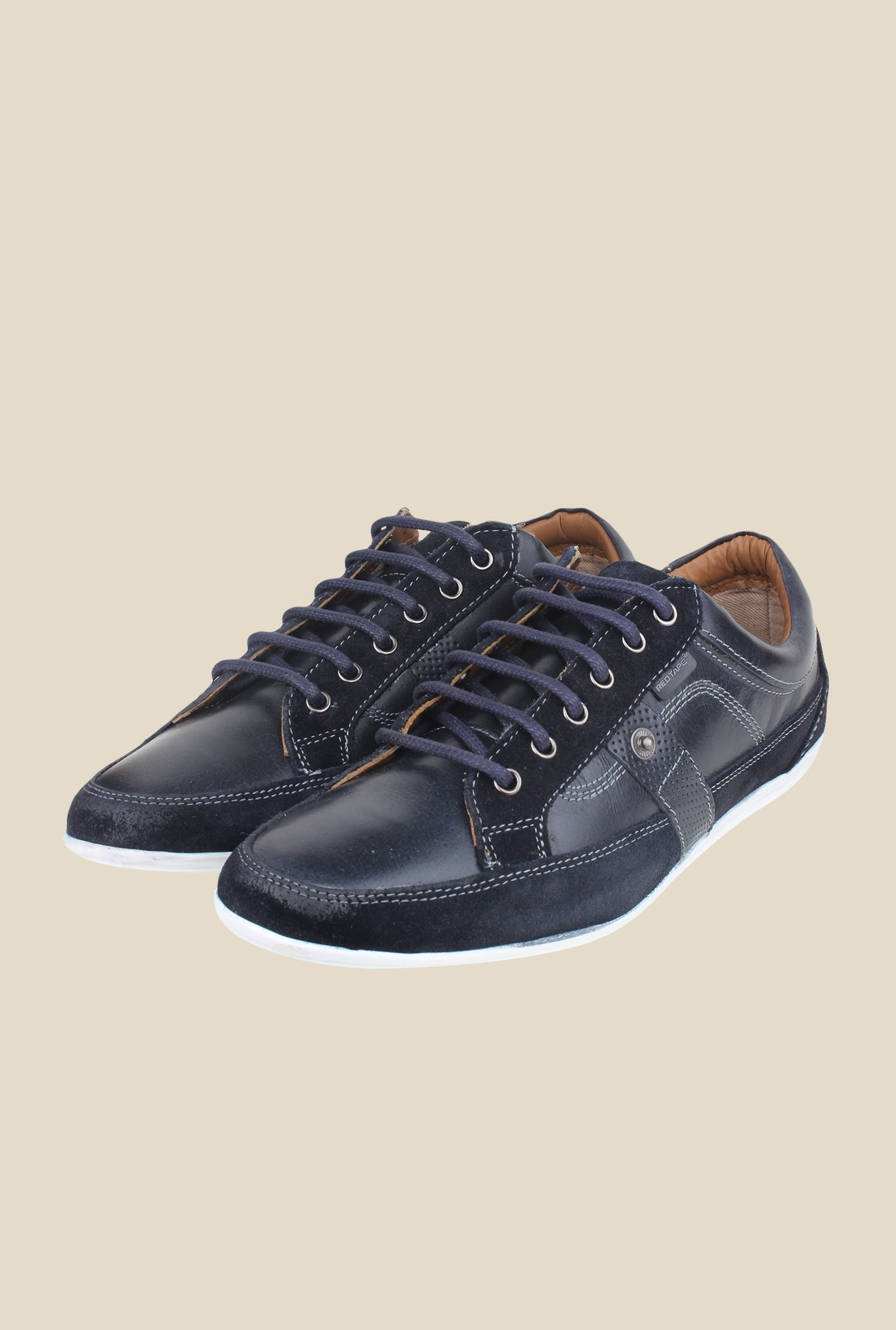 Red Tape Navy Casual Shoes