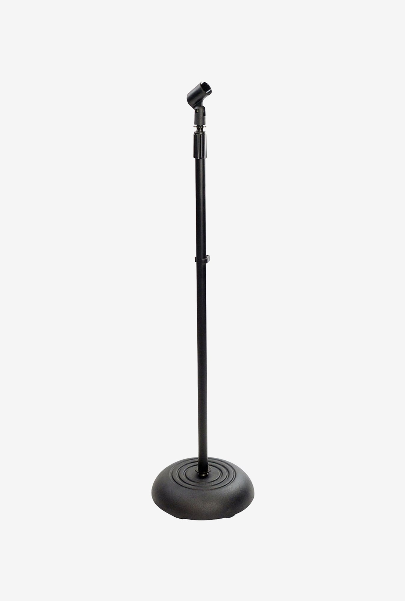 Pyle-Pro Compact Base Black Microphone Stand (Black)