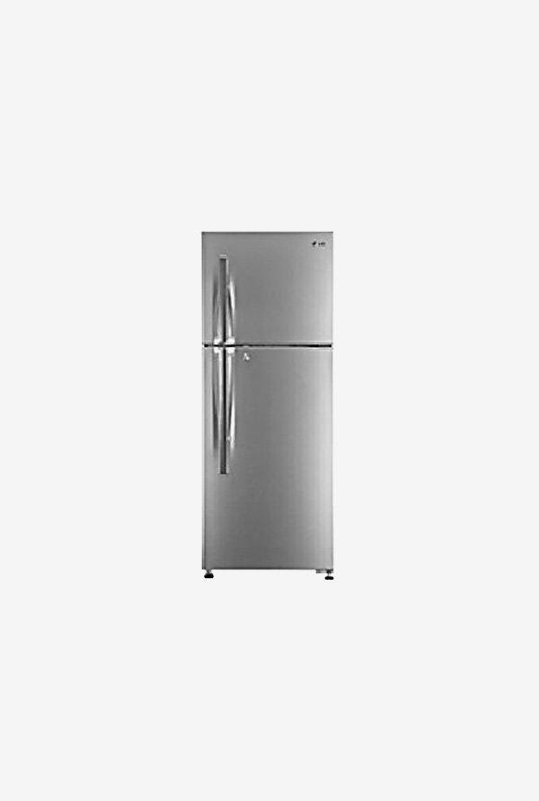 LG GL-Q282SPZL 255 L Double Door Refrigerator (Shiny Steel)