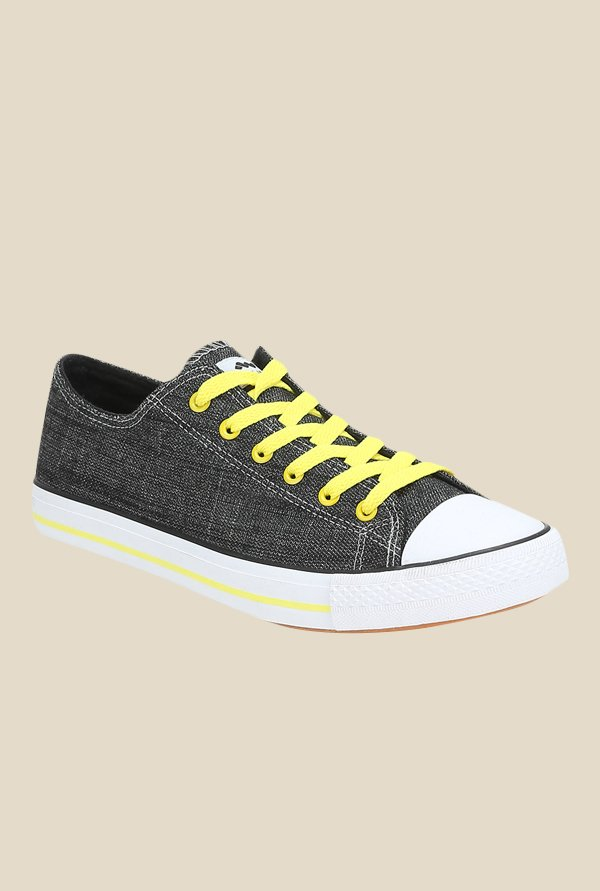 Spunk Mexicana Black Sneakers