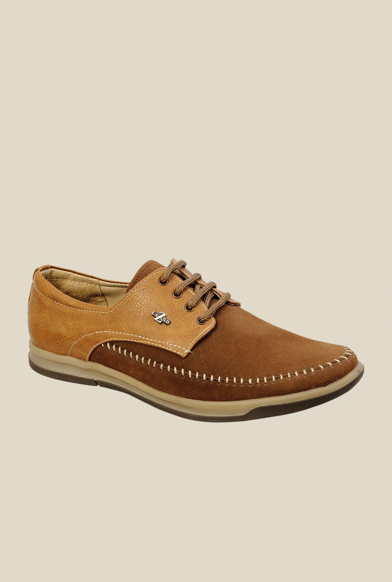Khadim's Brown Derby Shoes