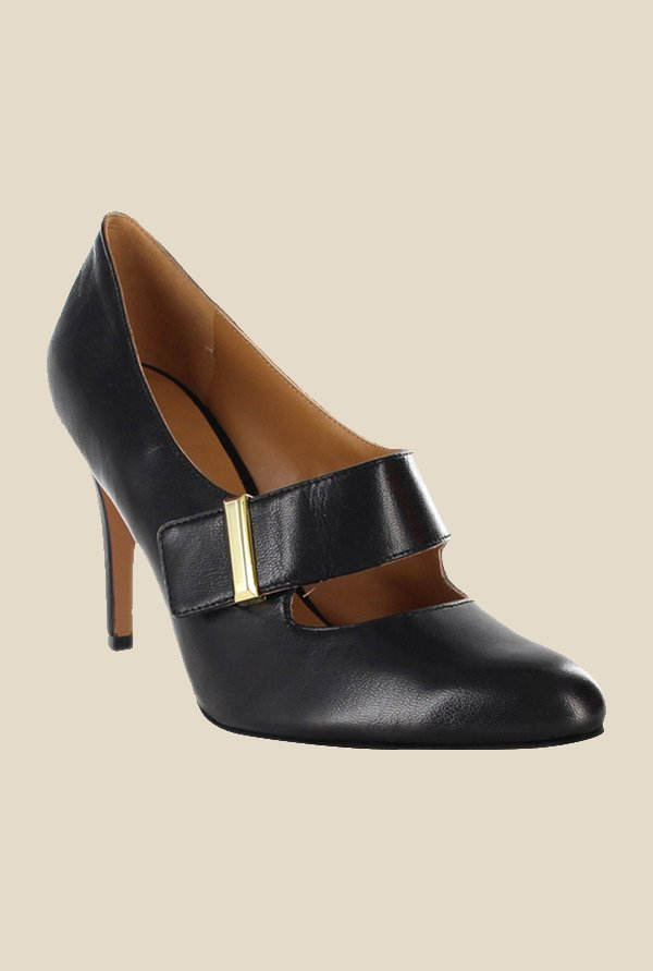 Nine West Black Mary Jane Pumps