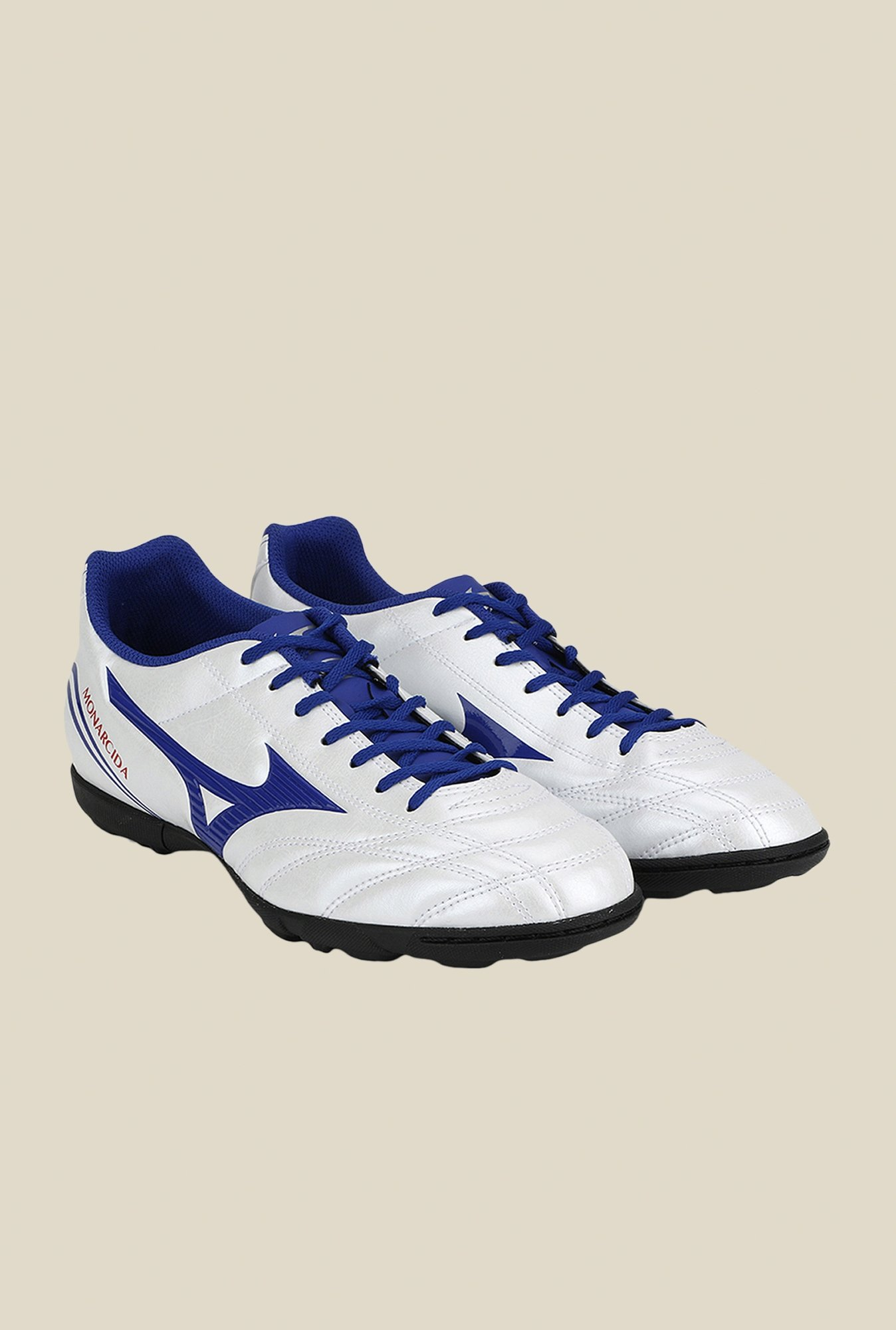 Mizuno Monarcida FS AS White Football Shoes