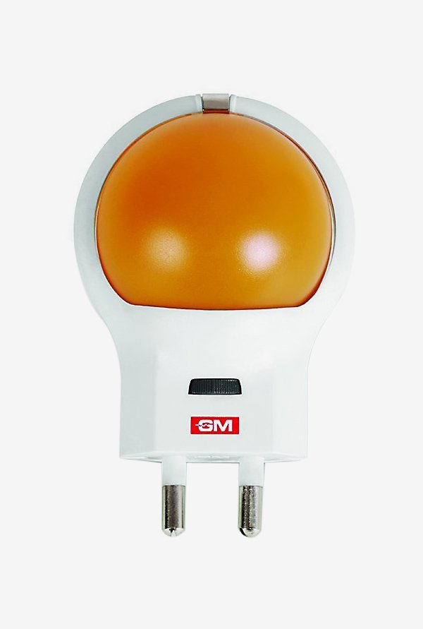 GM 3089 Planet-G 0.5 Watt Night Lamp (White)