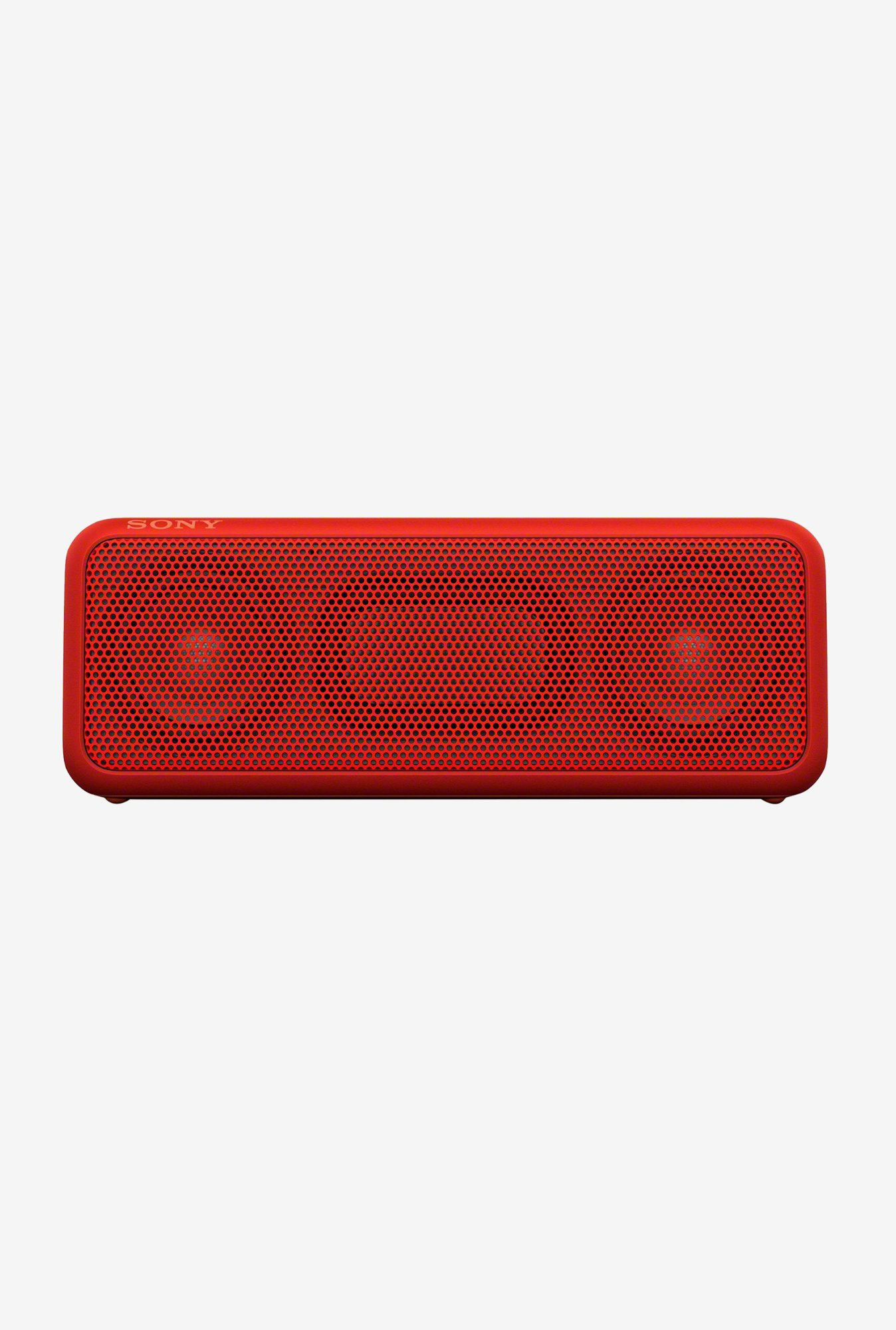 Sony SRS-XB3 Bluetooth Speaker (Red)
