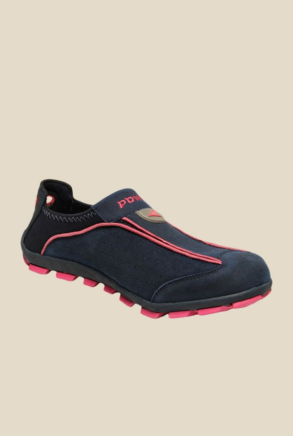 Power Slip New 12 Navy Running Shoes