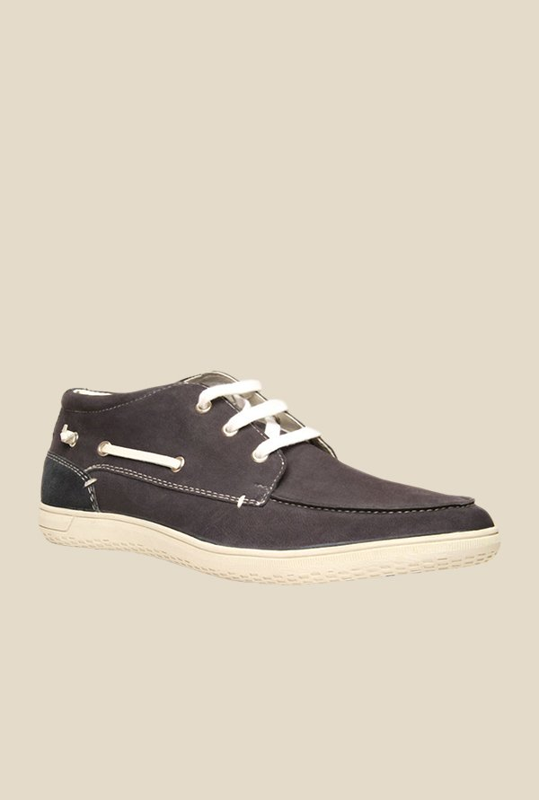 Bata Roxton Brown Casual Shoes