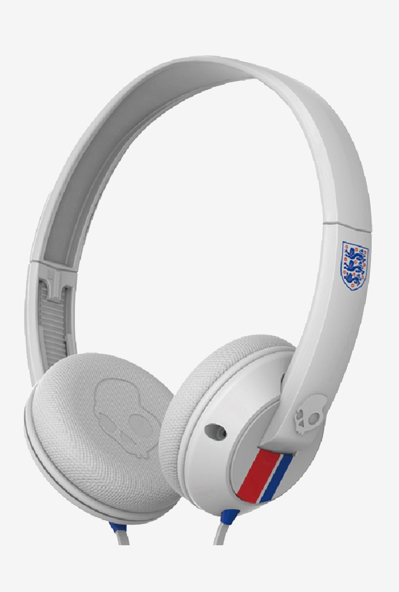 Skullcandy SCSGURGY-160 On the Ear Headphone (White)