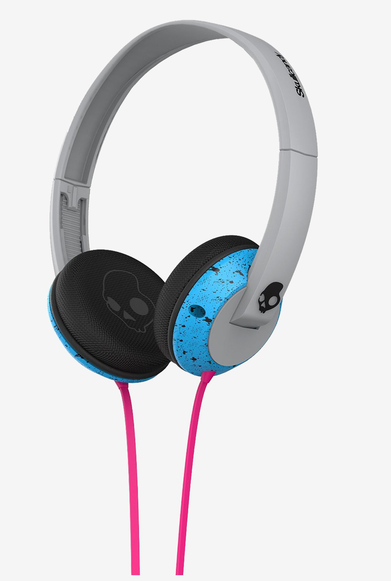 Skullcandy S5URGY-381 On the Ear Headphone (Grey)