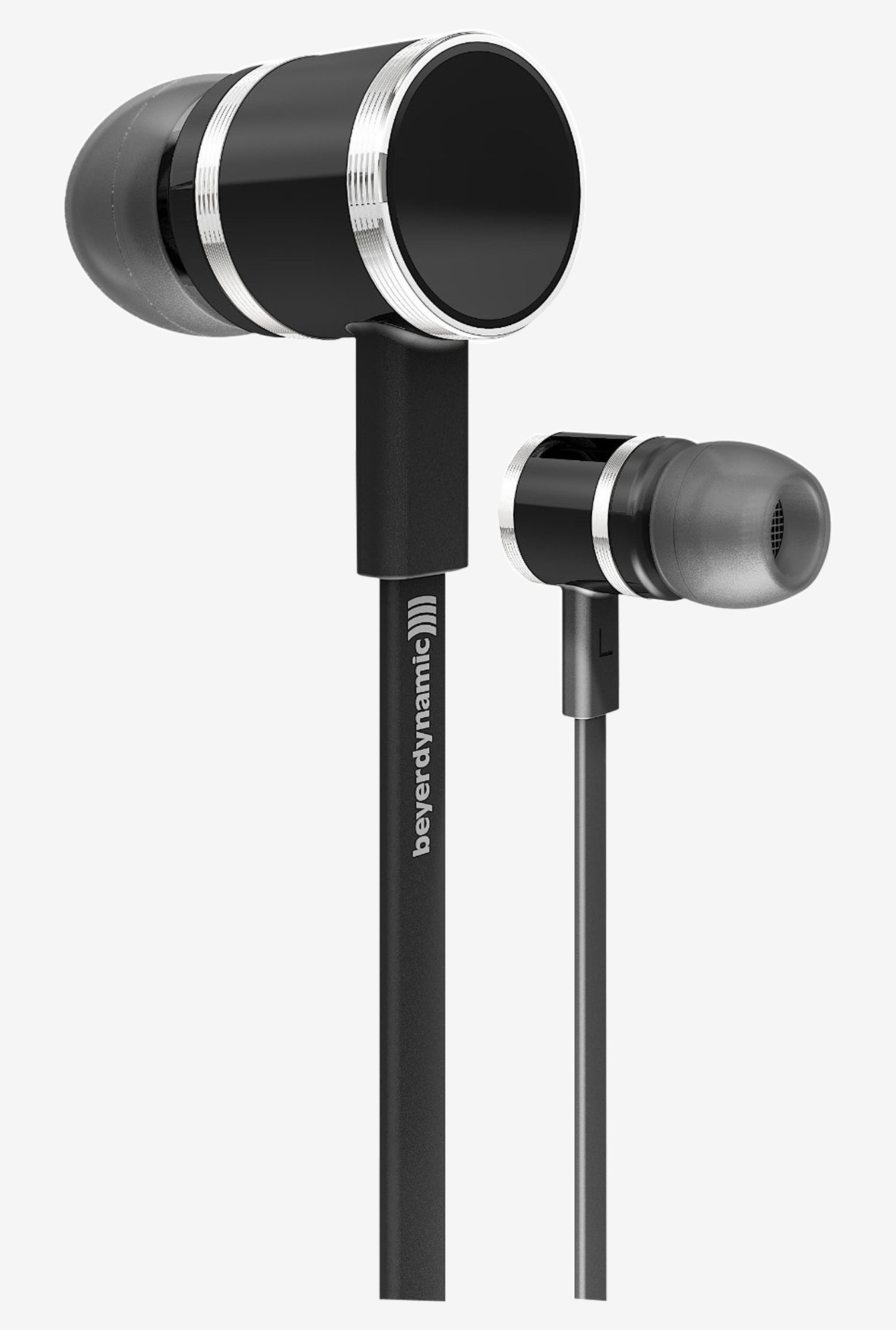 Beyerdynamic DX160IE Premium In the Ear Headphones (Black)