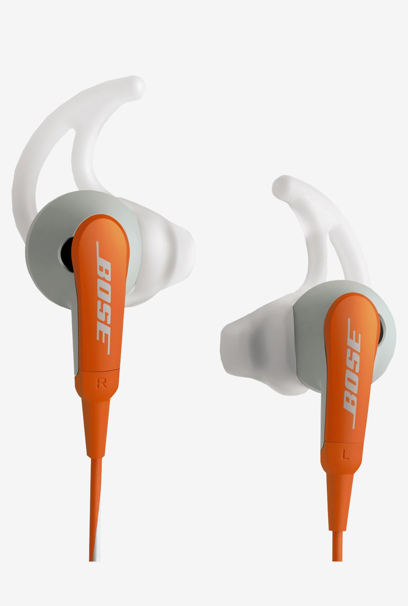 Bose SoundSport 717534-0020 In the Ear Headphones (Orange)