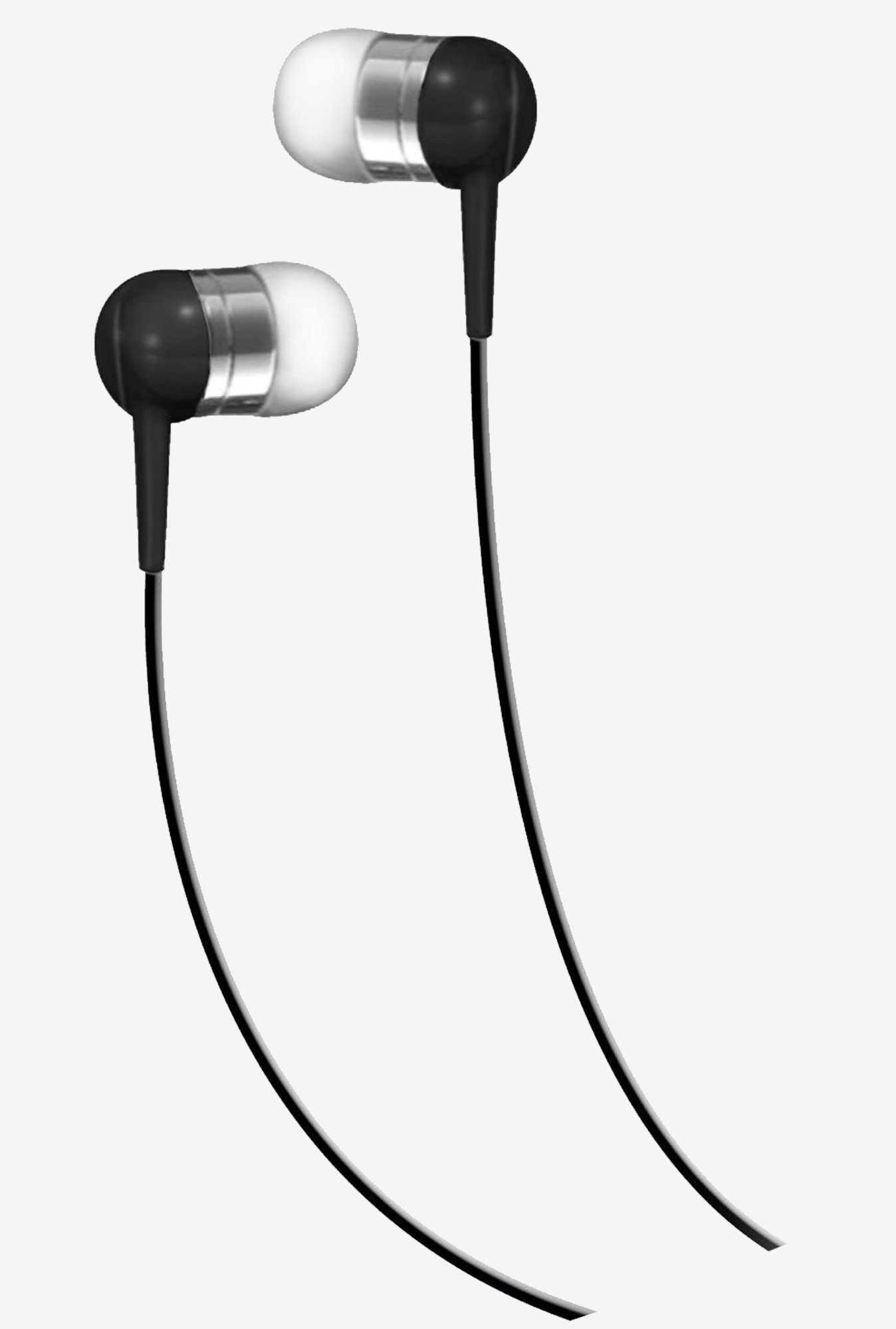 Maxell 190277 M2 In The Ear Earbuds Black