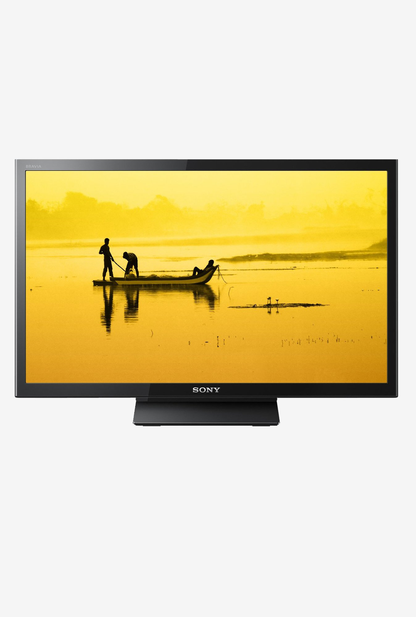 Sony BRAVIA KLV-22P413D 55 cm Full HD LED TV (Black)