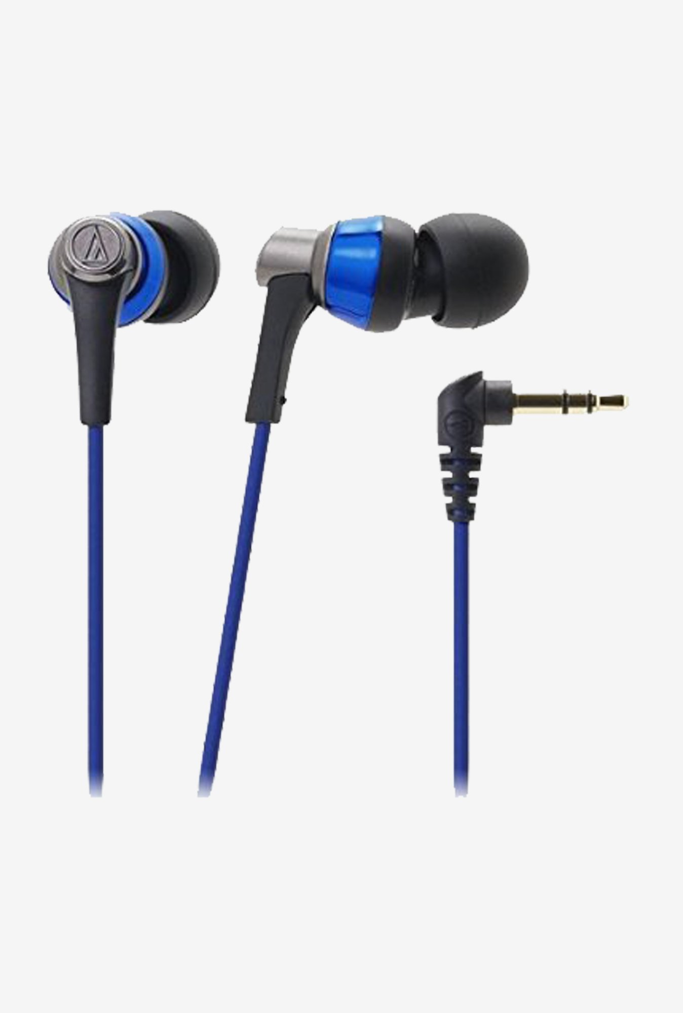 Audio Technica Earbuds Black ATH-CKR3 (Black)