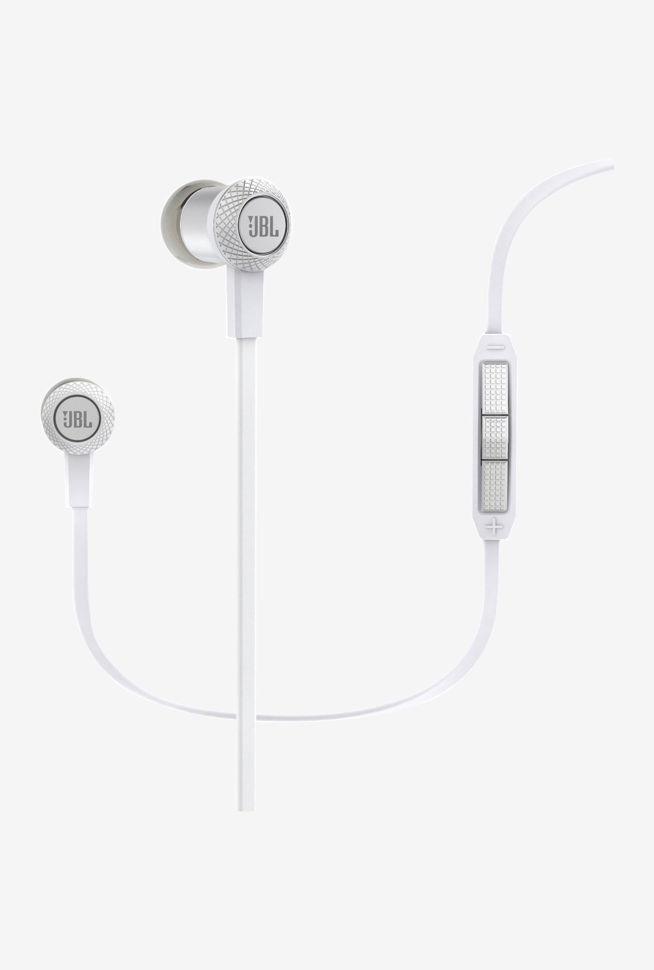 JBL Synchros S100 Advanced In The Ear Headphones (White)