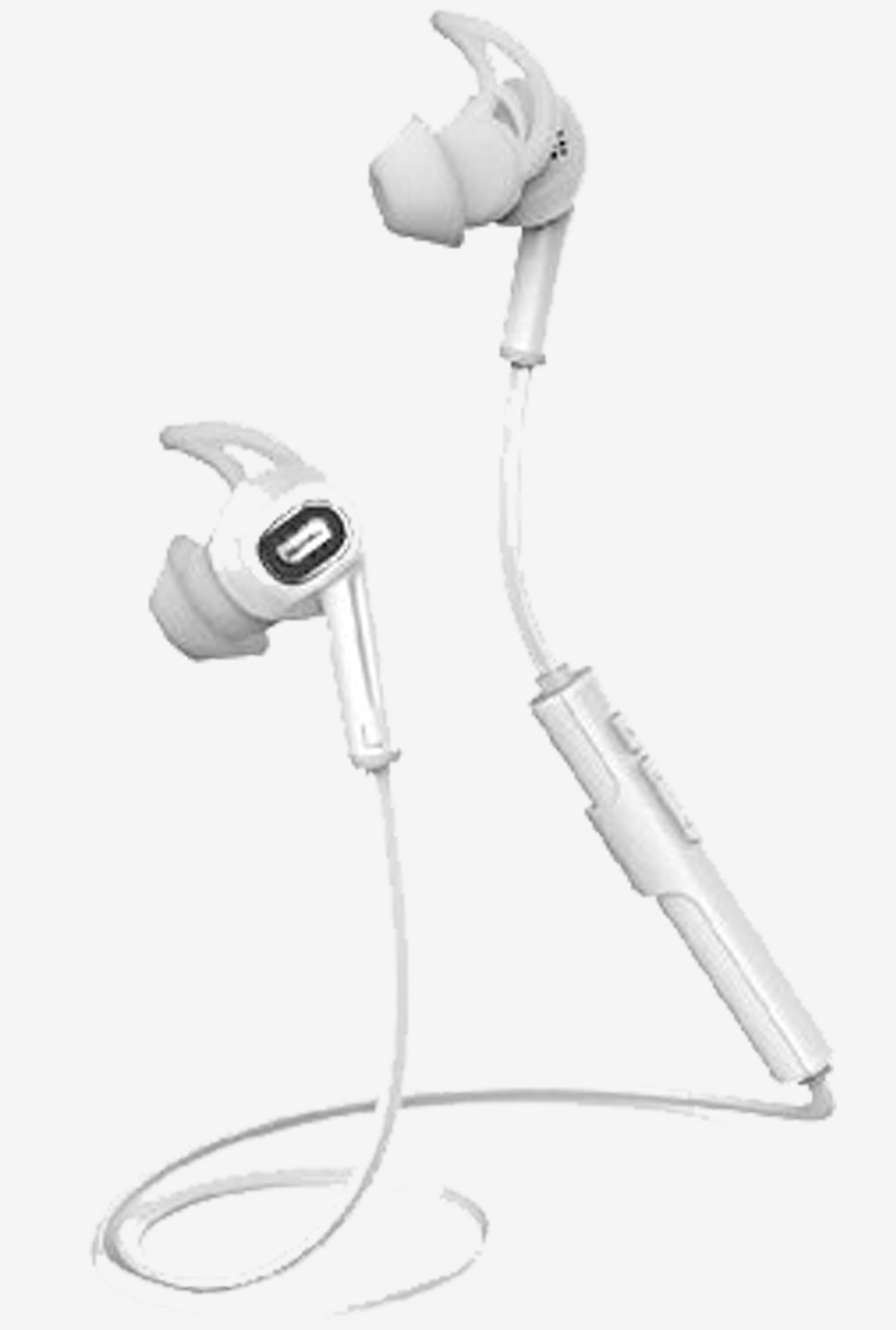 Generic Bluedio M2 In the Ear Wireless Headset (White)