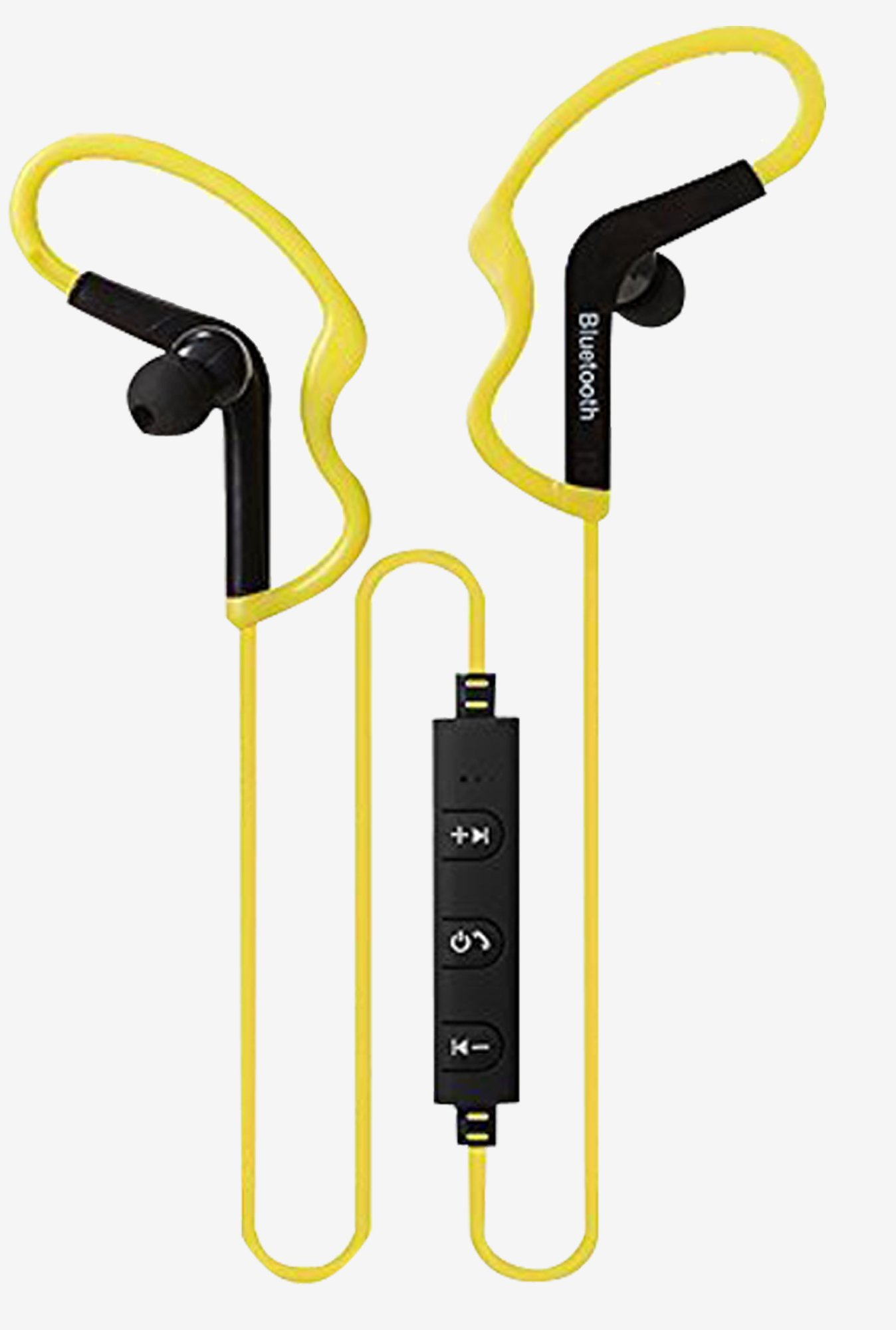 PowerLead ART01 Bluetooth In the Ear Headphones (Yellow)