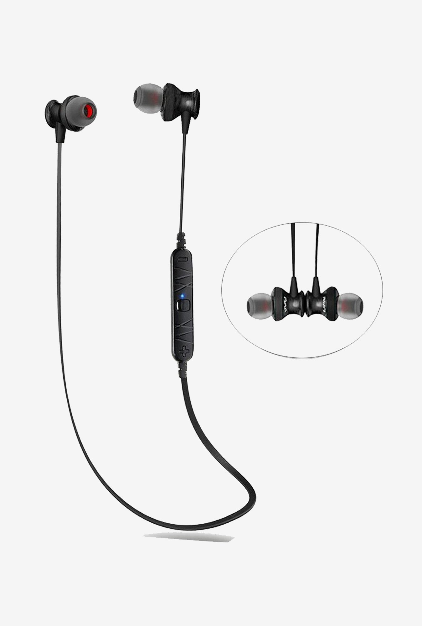 Generic hs037-bk MoreTeam Wireless In The Ear Headphone