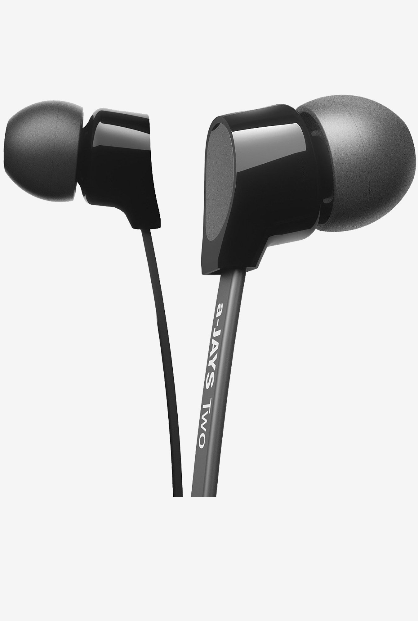 Jays a Jays T00073 Two Heavy Bass Earphone (Black)