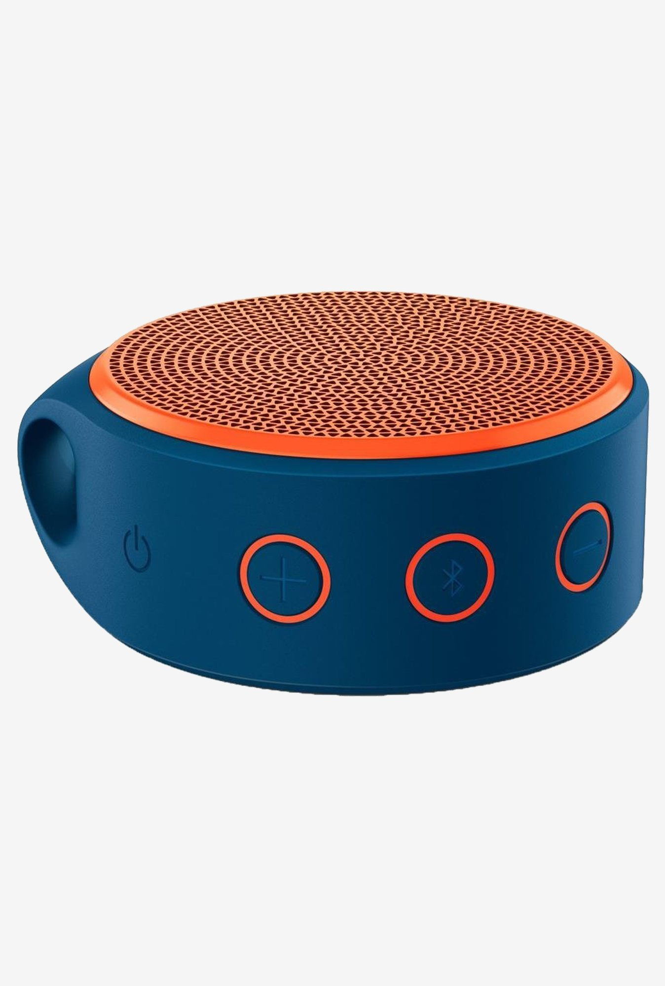 Logitech X100 Bluetooth Wireless Speaker (Orange)