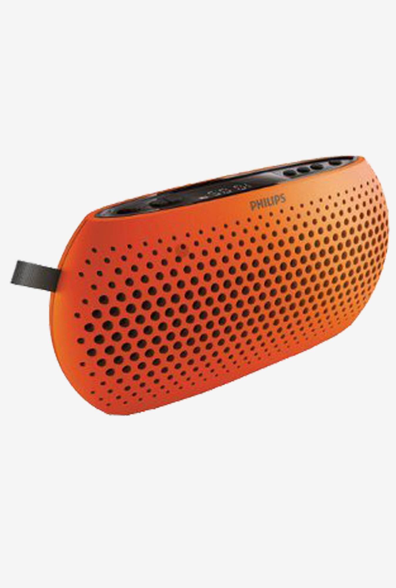 Philips SBM130 Portable Speaker (Orange)