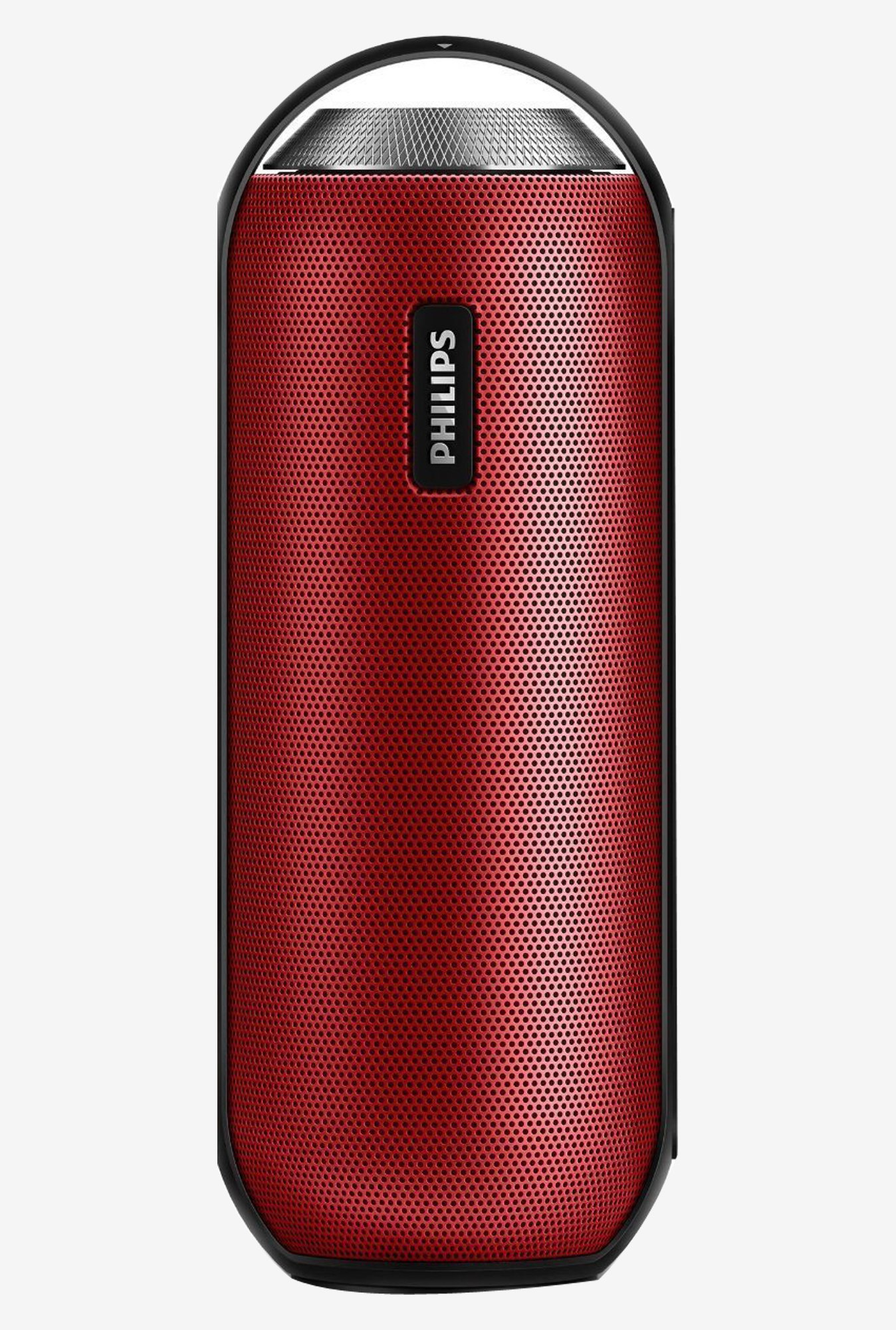Philips BT6000R Bluetooth Speakers (Red)
