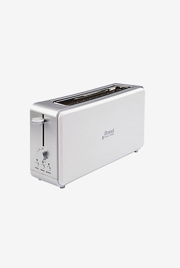 Russell Hobbs RPT2014I 900 W 2 Slice Pop up Toaster (White)