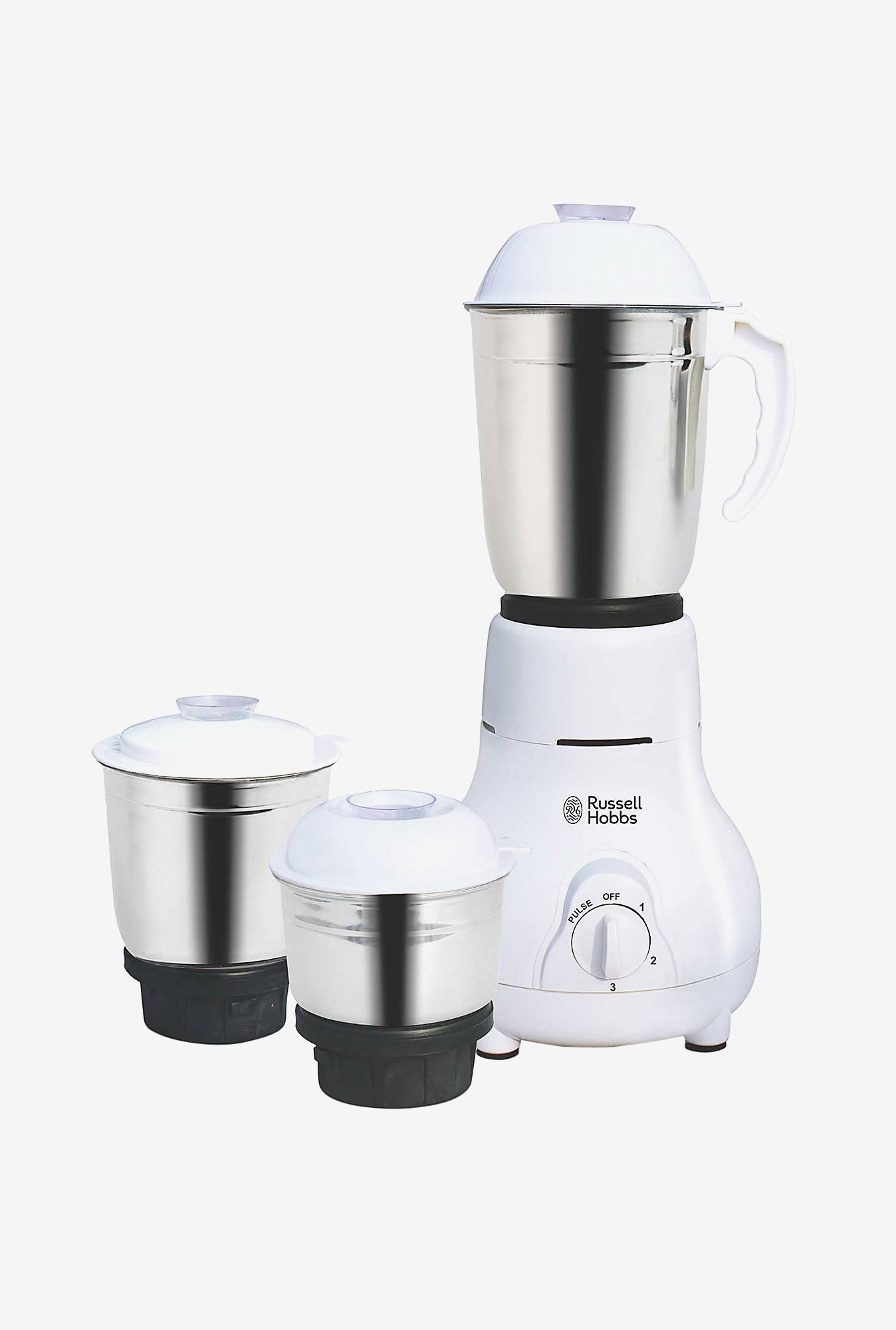 Russell Hobbs RMG500EX 550 W Mixer Grinder (White)