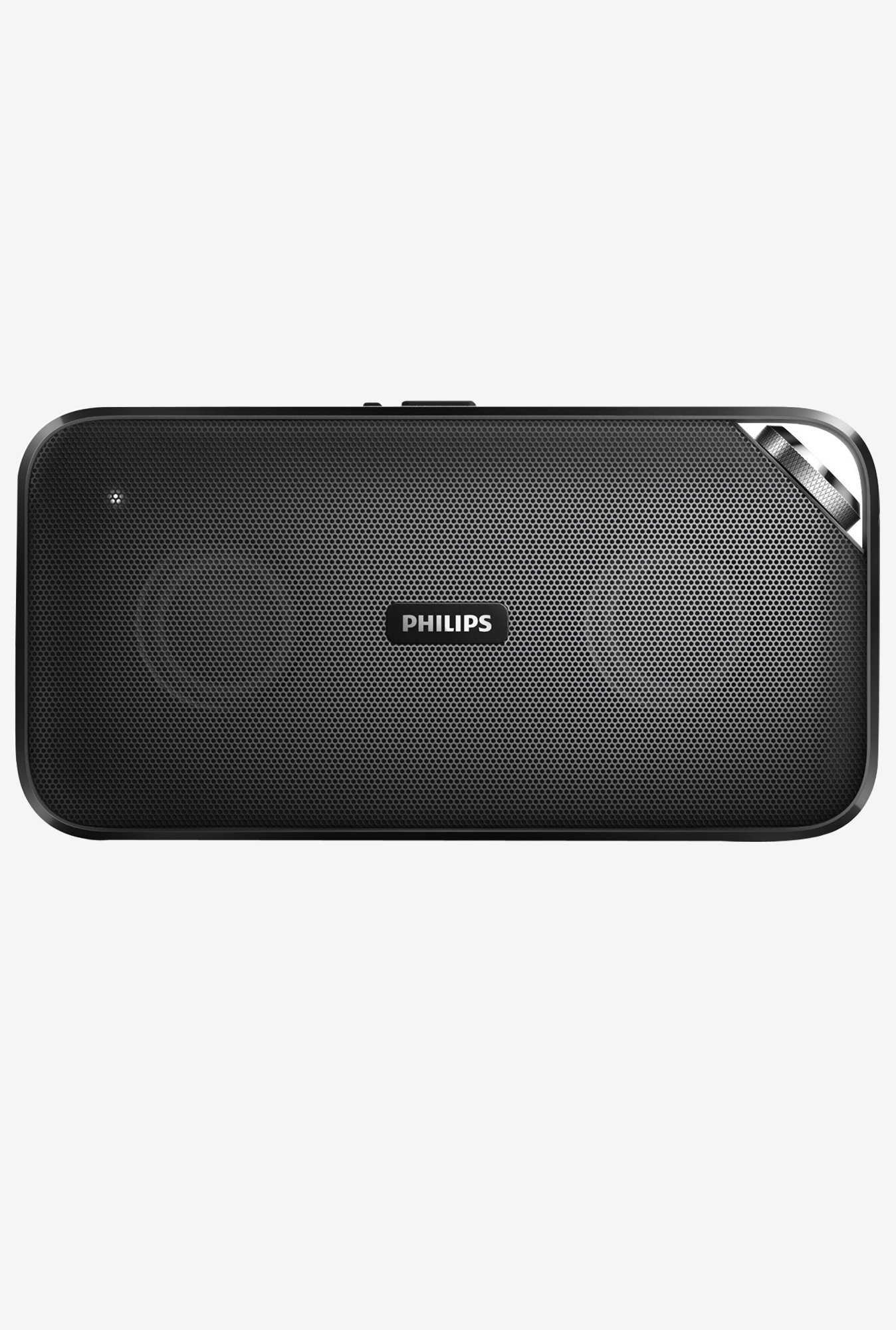 Philips BT3500B/37 Portable Bluetooth Speakers (Black)