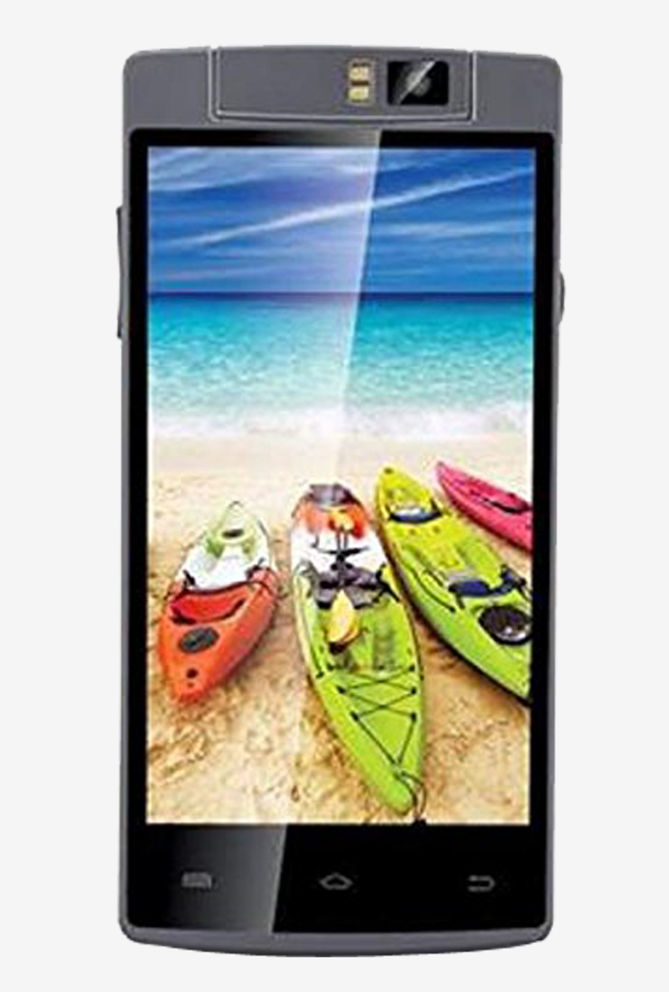 iBall Avonte 5 Android Mobile Phone 8 GB (Gold)