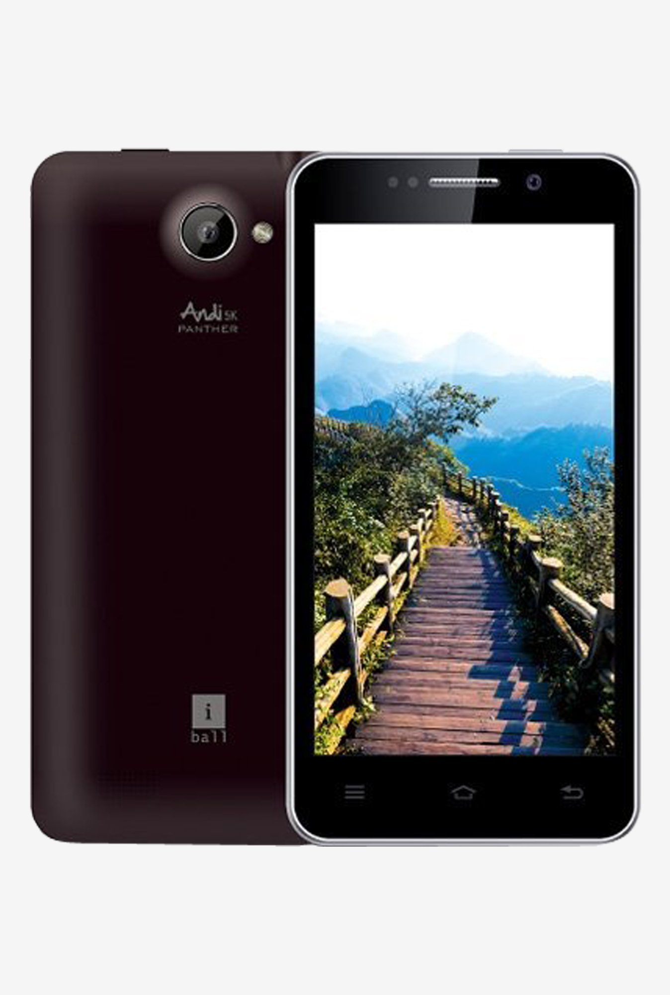 iBall Andi 5K Panther Octa Core Processor 5.0 LCD (Silver)