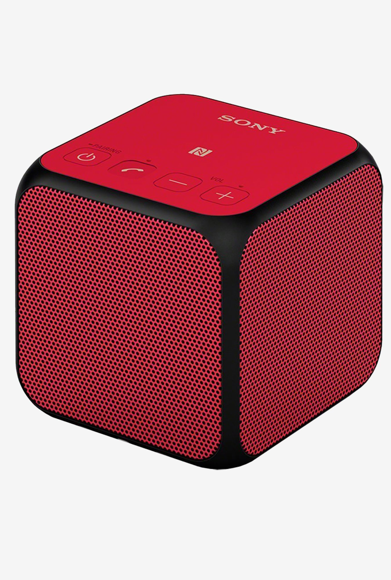 Sony SRS-X11 Bluetooth Wireless Speaker (Red)