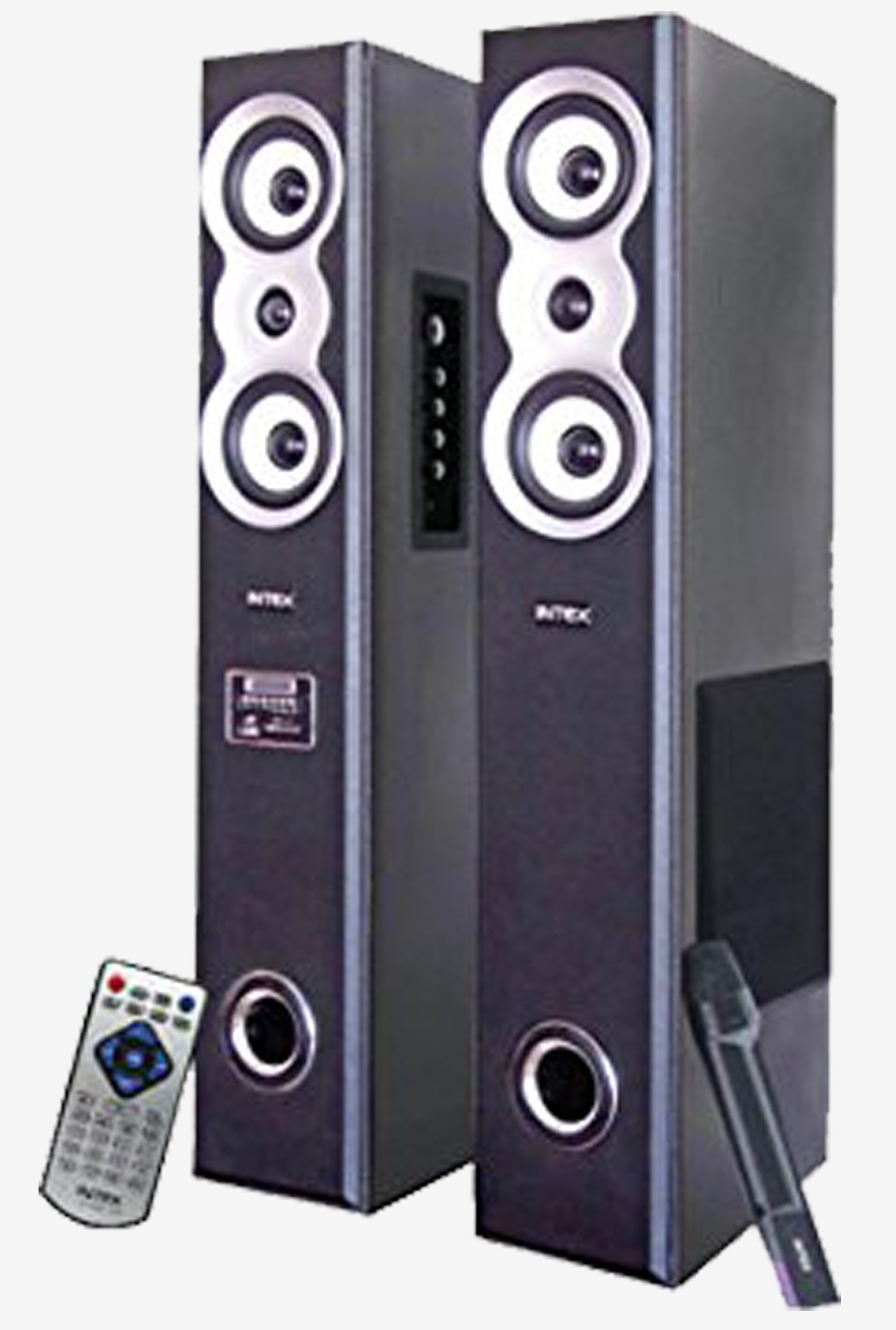 Intex IT-12800 Multimedia Speakers (Black)