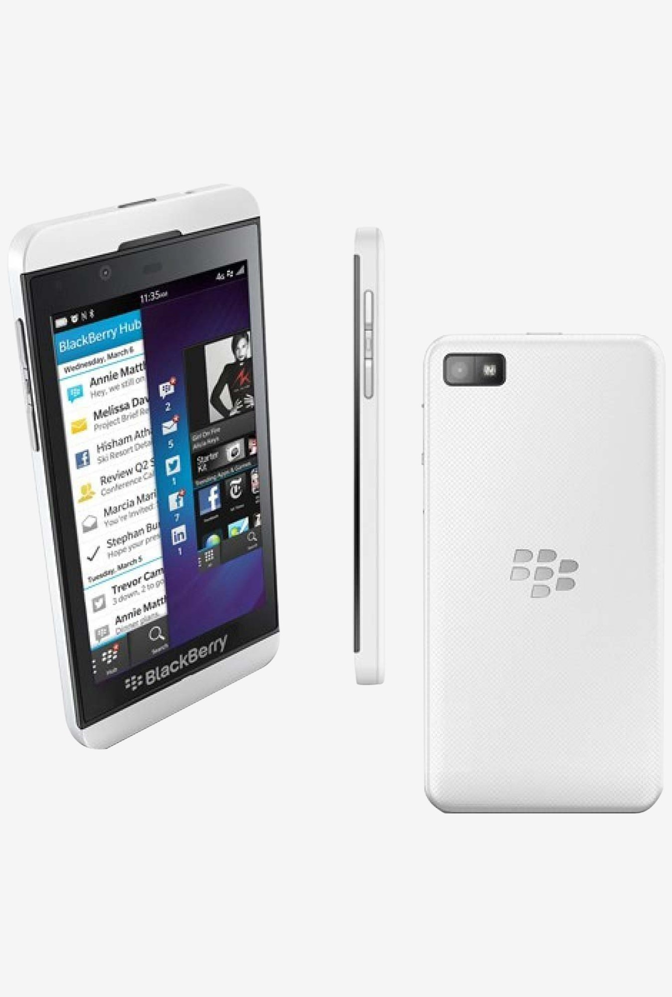 BlackBerry Z10 (White)
